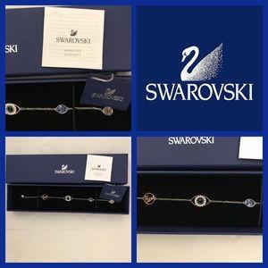 Swarovski Eye Bracelet NWT in box